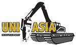 Amphibious Excavator Manufacturing Exporter In Malaysia